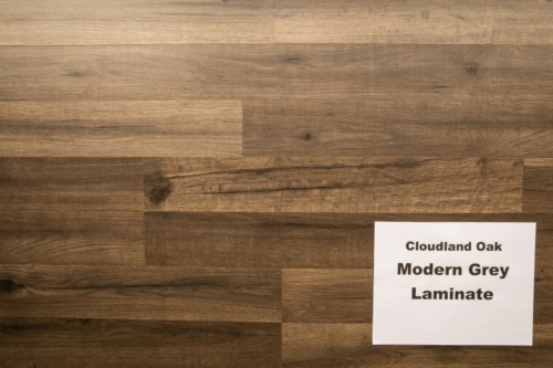 Cloudland Oak Modern Grey
