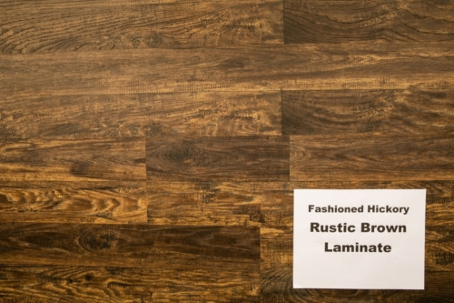 Fashioned Hickory Rustic Brown