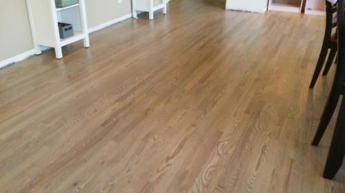 Fort Collins Hardwood – Classic Grey Stain