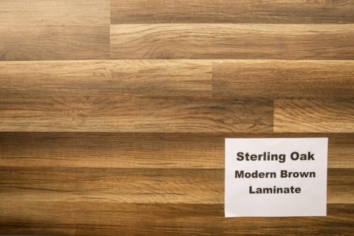 Sterling Oak Modern Brown